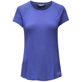 The North Face W's Versitas S/S Shirt Amparo Blue